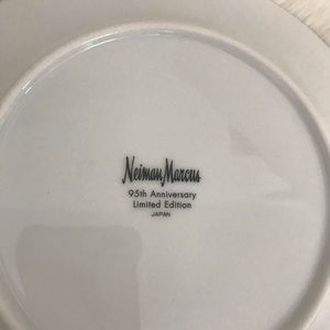 Neiman Marcus Dining - Neiman Marcus 95 Anniversary Dessert Plates